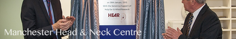 head and neck banner